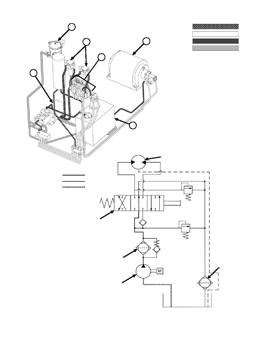 winch hydraulic schematic