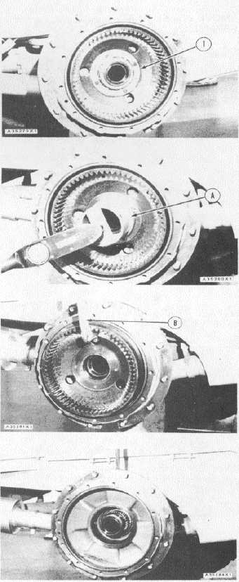 Tractor Wheel Seals : Tractor wheel assemblies bearings and seals